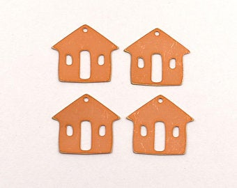 Small House copper blanks