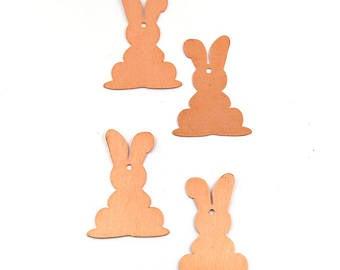 Bunny copper blanks